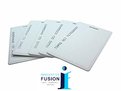 RFID Card; eSSL; Biomax; Biometric; Hivision; InnoPeople; innovative fusion;